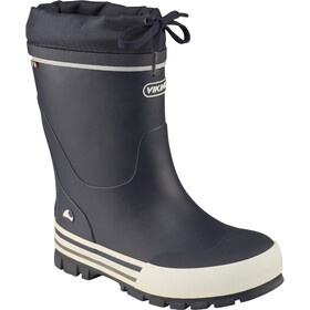 Viking Footwear Jolly Thermo Rubber Boots Kids navy